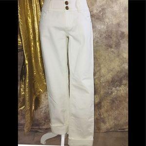 ❤️NWOT❤️ Cabi High Rise Straight Leg Jeans Sz 4